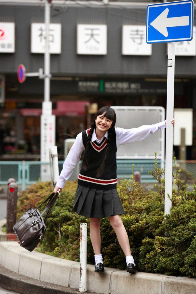 朝ドラひよっこ女優・小島藤子(23)の下着グラビアエロ画像85枚・25枚目の画像