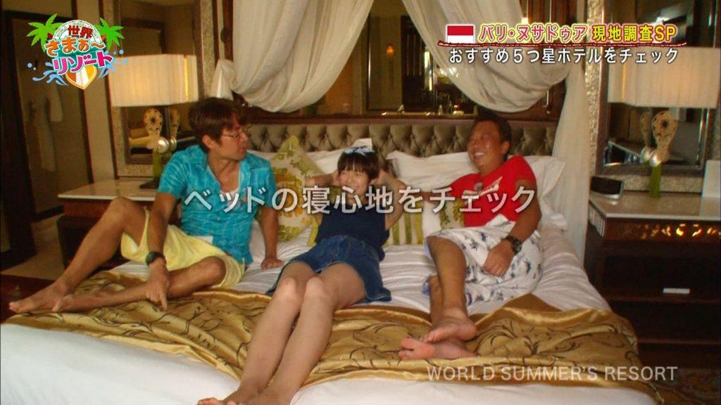 佐藤栞里(27)の美脚大開脚・パンチラが抜けるエロ画像52枚・26枚目の画像