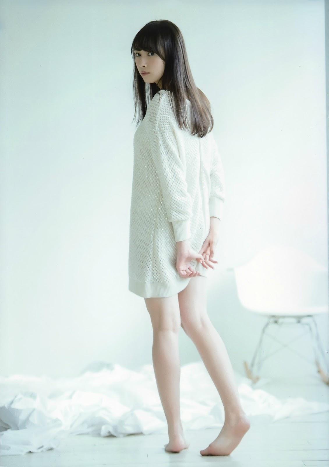 欅坂46渡辺梨加の写真集水着グラビア&アイコラエロ画像97枚・39枚目の画像