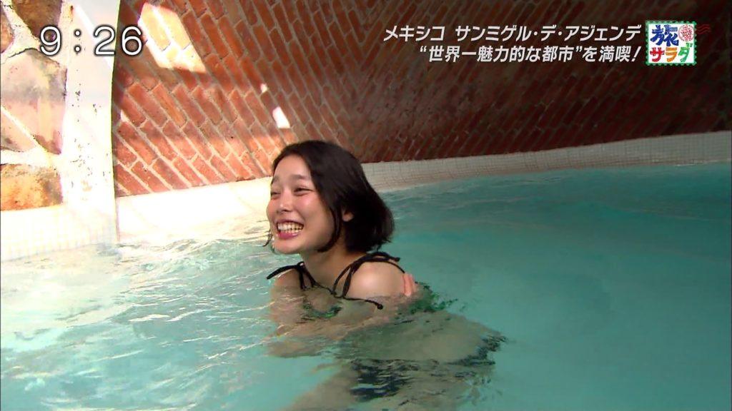 旅サラダガールズ・吉倉あおい(22)の胸チラエロ画像36枚・40枚目の画像