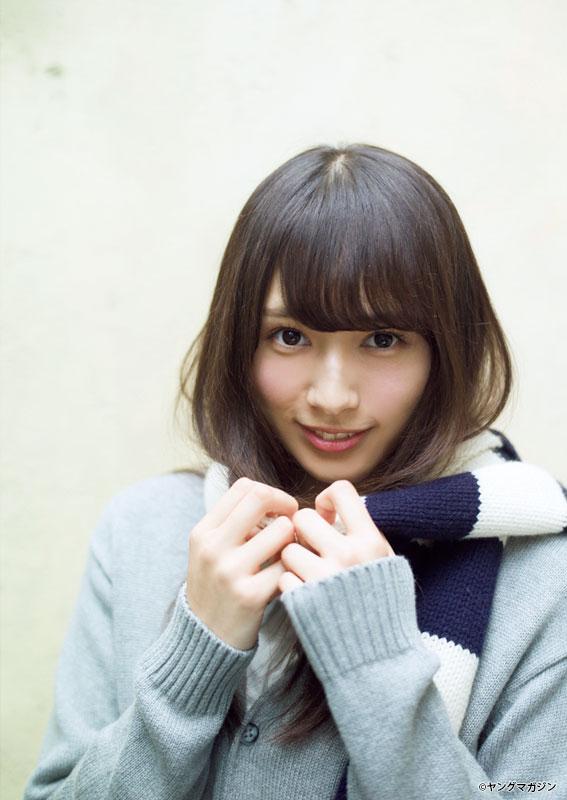 欅坂46渡辺梨加の写真集水着グラビア&アイコラエロ画像97枚・51枚目の画像