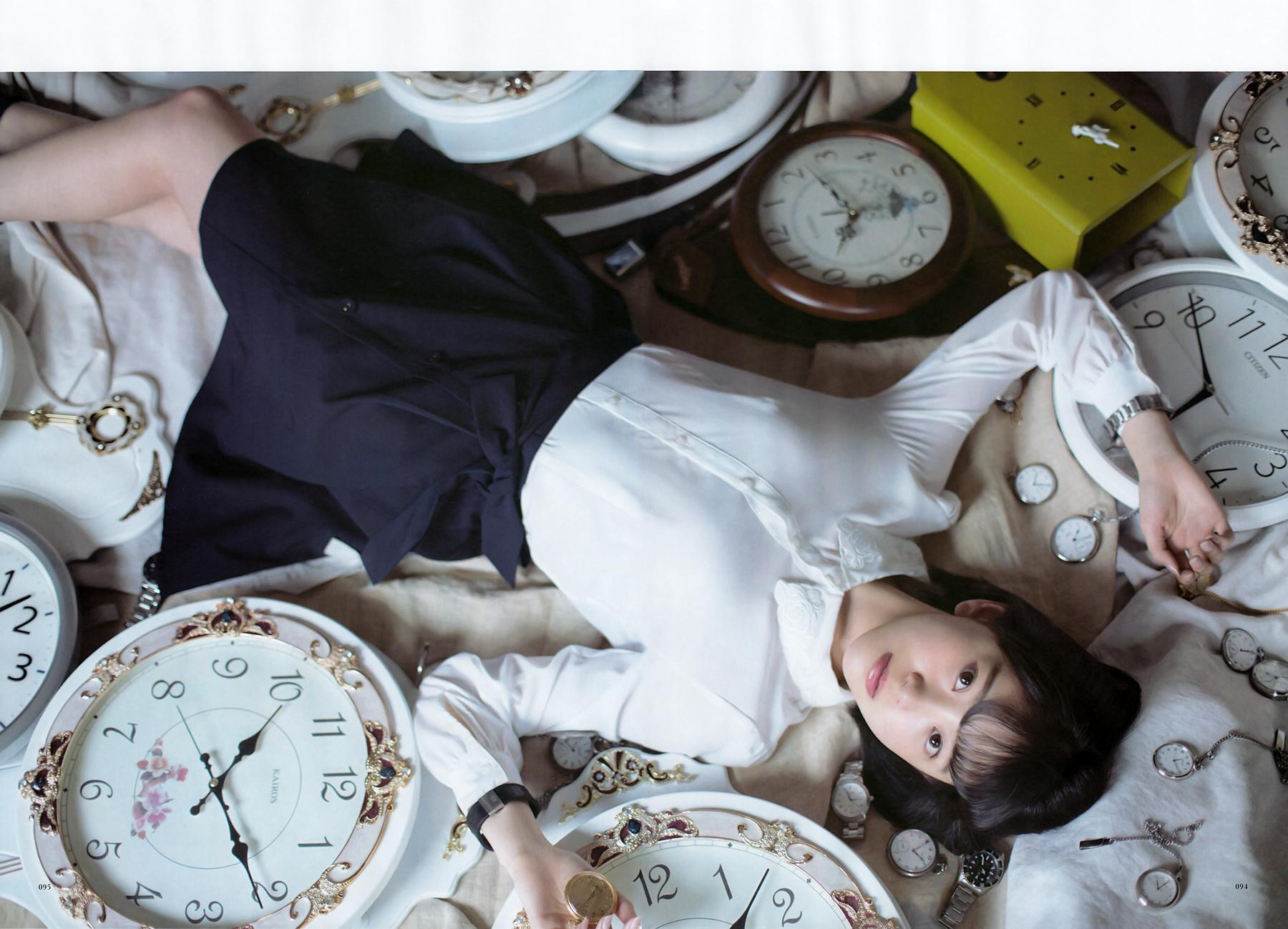 乃木坂46堀未央奈(21)の写真集水着グラビアエロ画像95枚・59枚目の画像