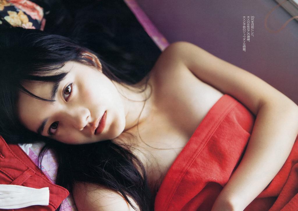 朝ドラひよっこ女優・小島藤子(23)の下着グラビアエロ画像85枚・43枚目の画像