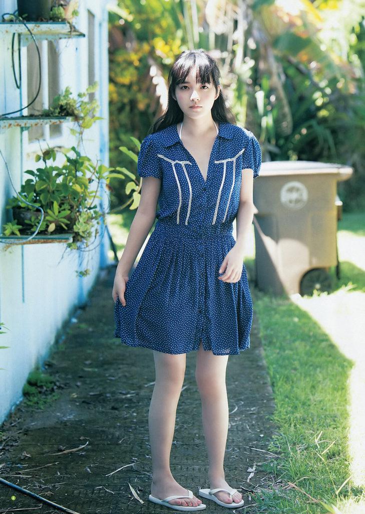 朝ドラひよっこ女優・小島藤子(23)の下着グラビアエロ画像85枚・46枚目の画像