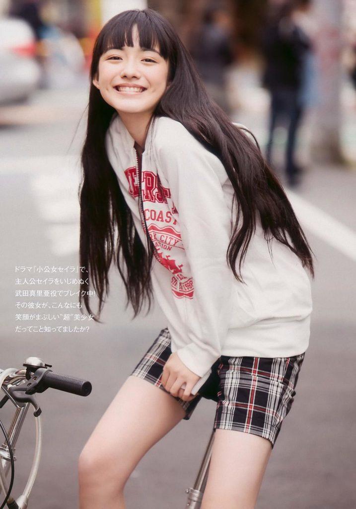 朝ドラひよっこ女優・小島藤子(23)の下着グラビアエロ画像85枚・53枚目の画像