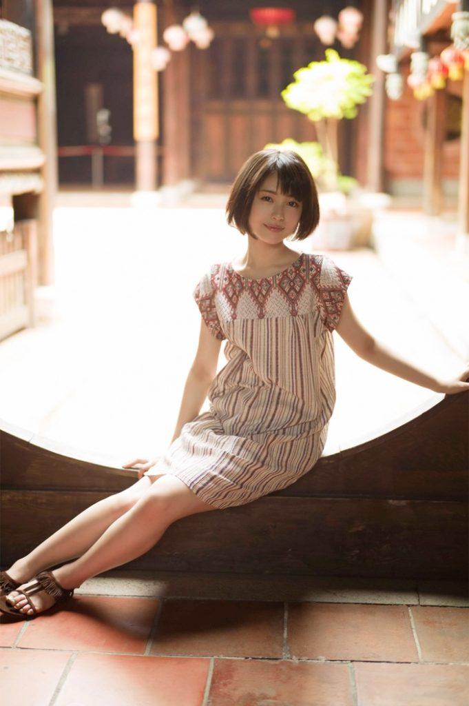 浜辺美波(16)「キミスイ」ヒロイン美少女のぐうカワエロ画像55枚・61枚目の画像