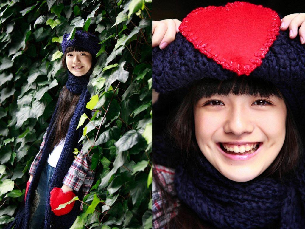 朝ドラひよっこ女優・小島藤子(23)の下着グラビアエロ画像85枚・65枚目の画像