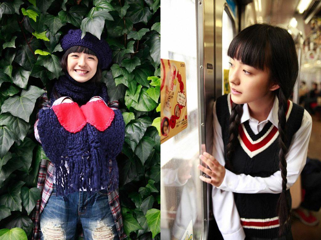 朝ドラひよっこ女優・小島藤子(23)の下着グラビアエロ画像85枚・78枚目の画像
