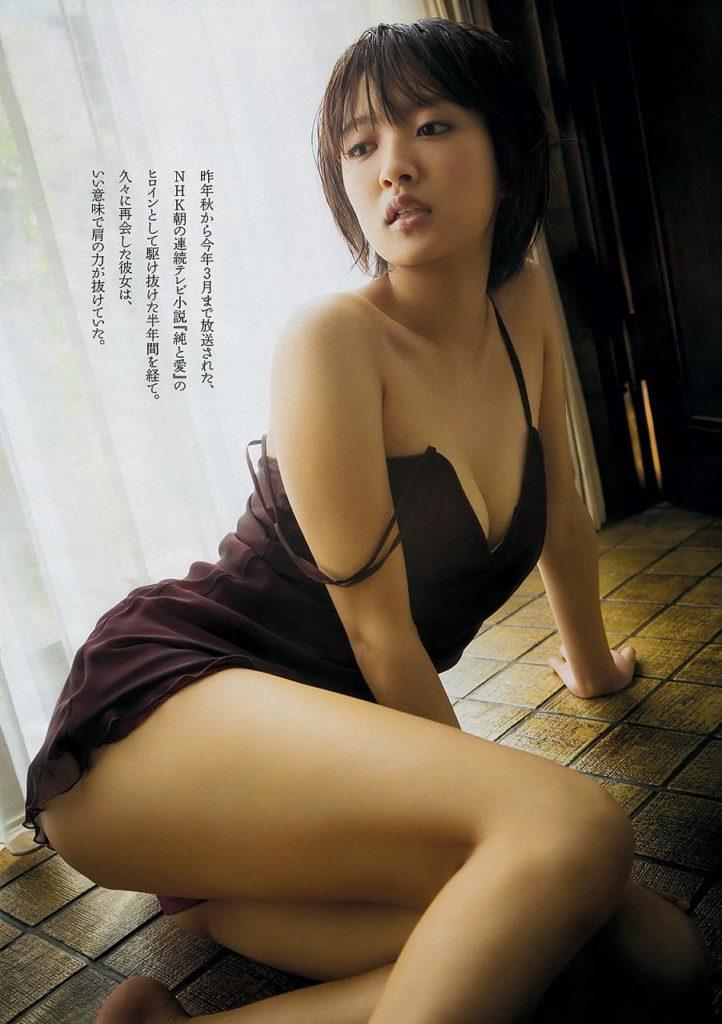 夏菜(28)セックス解禁ヌード濡れ場&グラビアエロ画像148枚・138枚目の画像