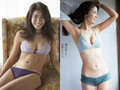 【エロ画像】澤北るな(19)新人美巨乳グラドルの最新グラビアえろ画像110枚