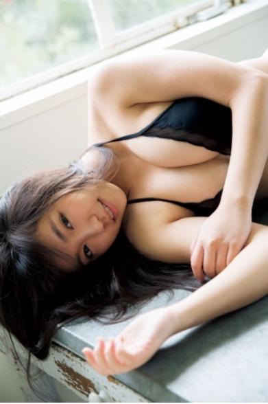 元Dream5大原優乃(18)のFカップグラビアエロ画像107枚・7枚目の画像
