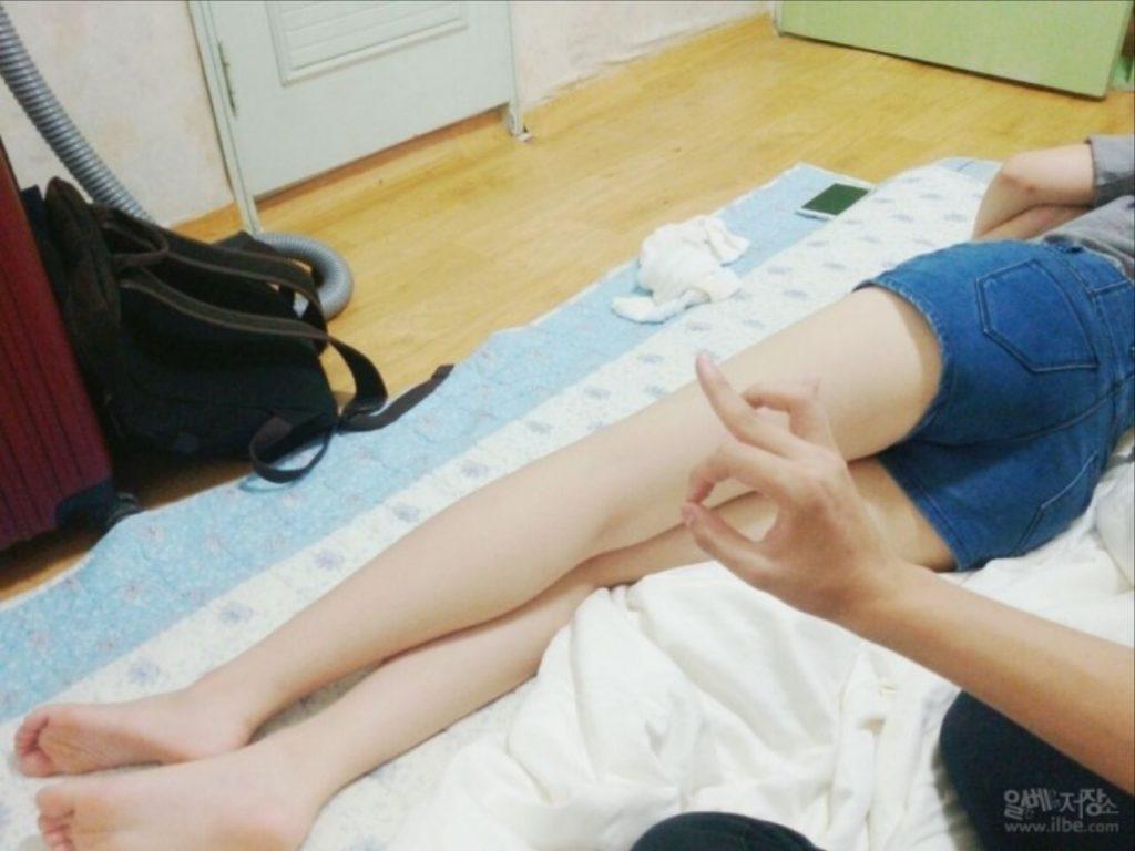韓国素人娘の家庭内リベンジポルノエロ画像33枚・8枚目の画像