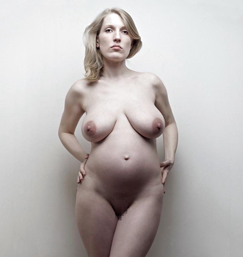マタニティヌードも様になる外国人美女のエロ画像30枚・8枚目の画像