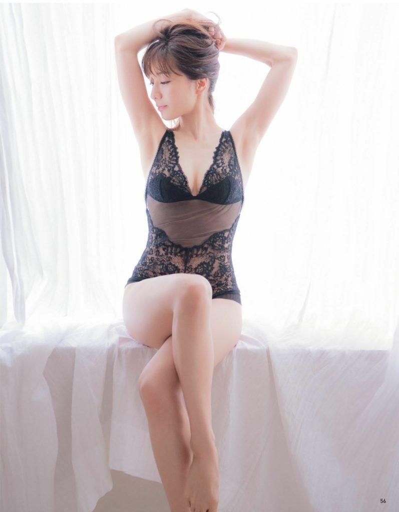 田中みな実(30)ヌード解禁!抜けるエロ画像116枚・22枚目の画像