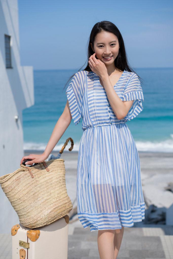 山下永夏(23)貧乳スレンダー美女の最新グラビアエロ画像32枚・11枚目の画像
