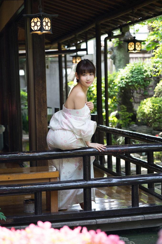 森田ワカナ(24)ポスト吉木りさのハミ尻グラビアエロ画像35枚・11枚目の画像