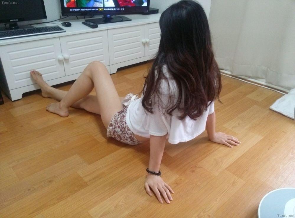韓国素人娘の家庭内リベンジポルノエロ画像33枚・15枚目の画像