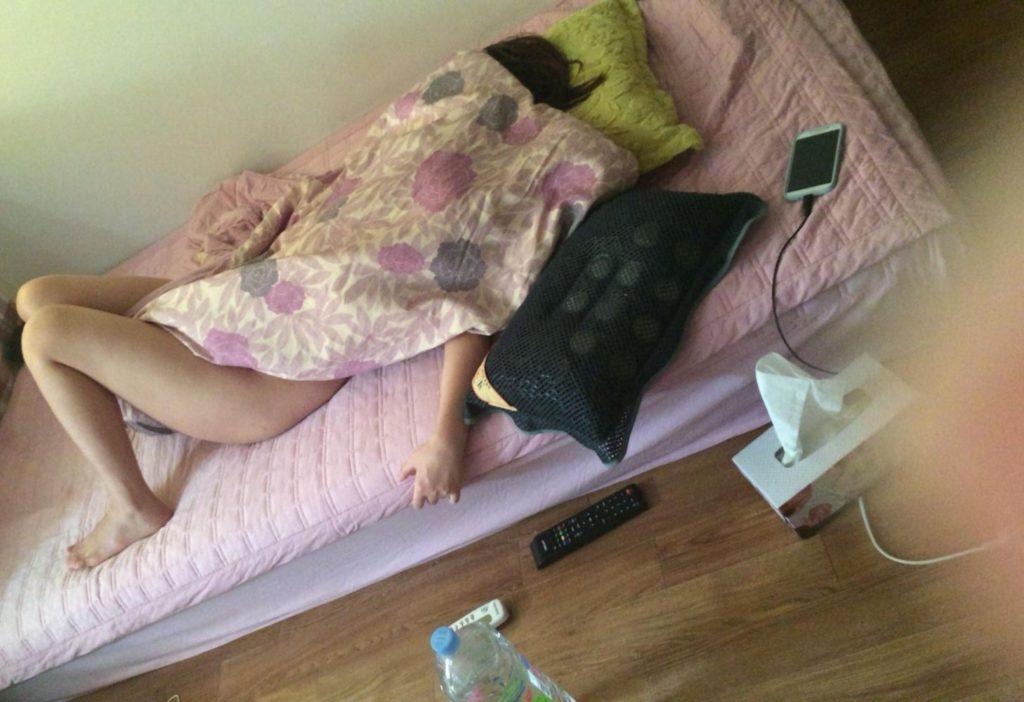 韓国素人娘の家庭内リベンジポルノエロ画像33枚・20枚目の画像