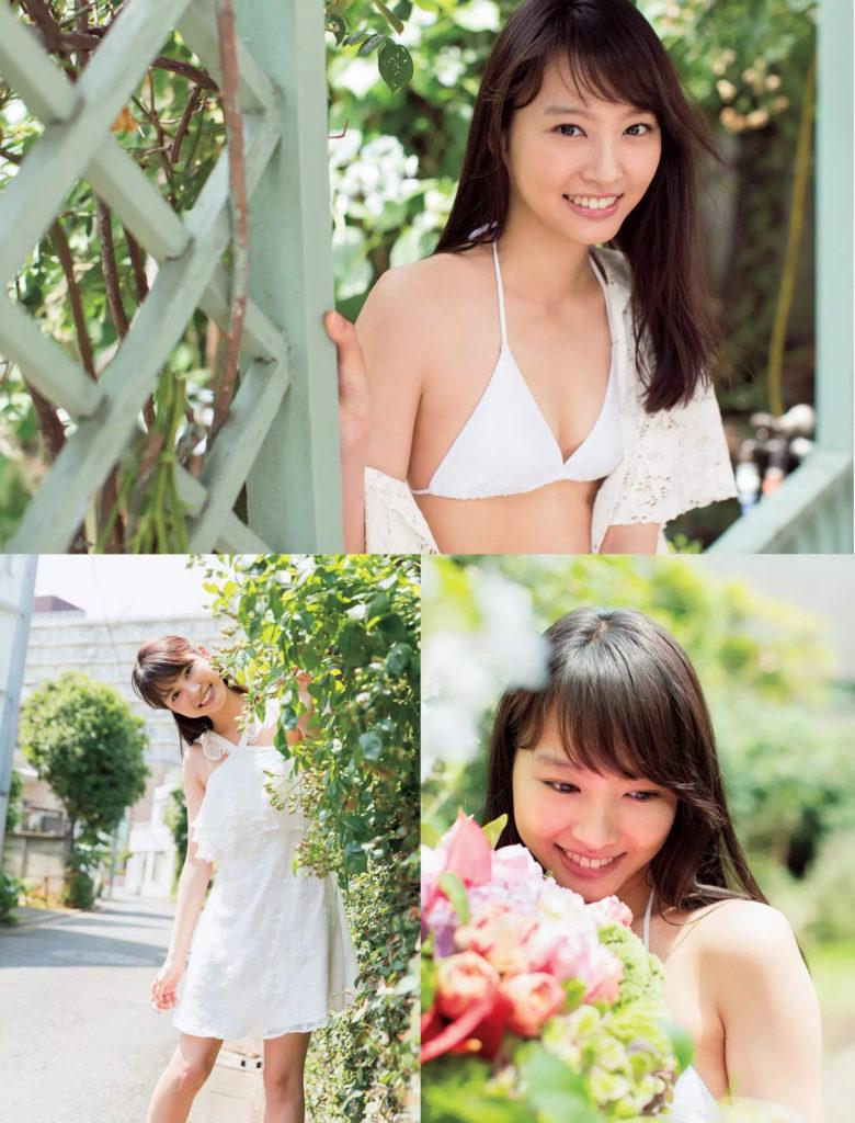 山下永夏(23)貧乳スレンダー美女の最新グラビアエロ画像32枚・23枚目の画像