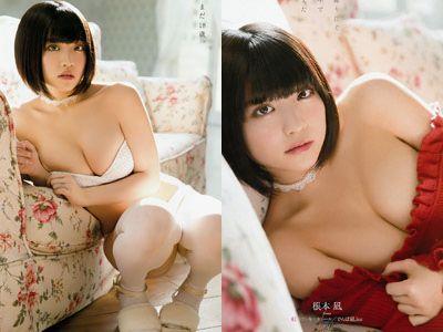 【エロ画像】根本凪(18)Gカップ今時女子校生あいどるのミズ着グラビアえろ画像70枚