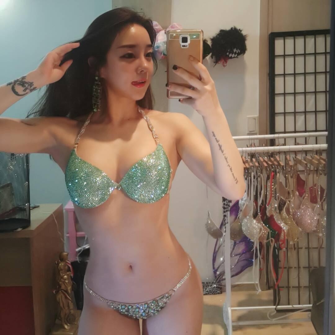 豊胸万歳!韓国美女の着衣巨乳&インスタ自撮りエロ画像97枚・41枚目の画像