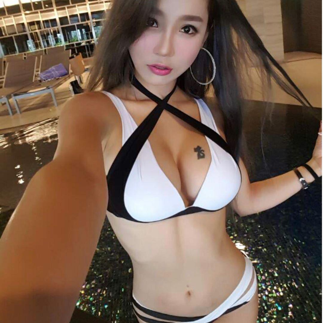 豊胸万歳!韓国美女の着衣巨乳&インスタ自撮りエロ画像65枚・51枚目の画像