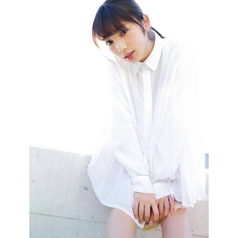 乃木坂46与田祐希(17)写真集の初水着が抜けるエロ画像68枚・19枚目の画像