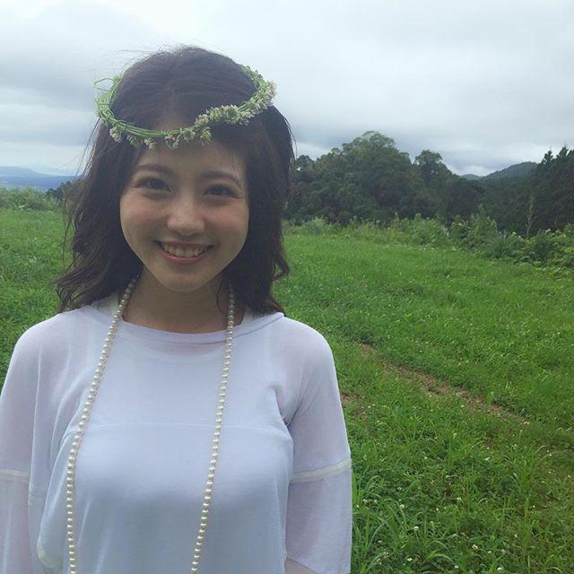 今田美桜(20)の水着グラビア&始球式パンチラエロ画像73枚・73枚目の画像
