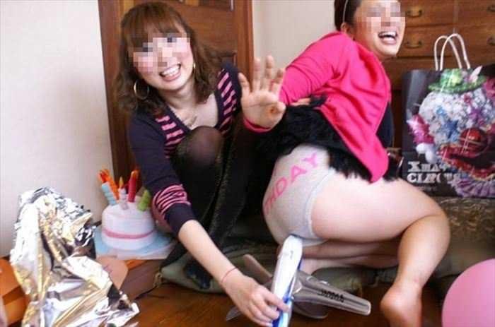 下品でエロい欲求不満素人娘のおふざけエロ画像50枚・24枚目の画像