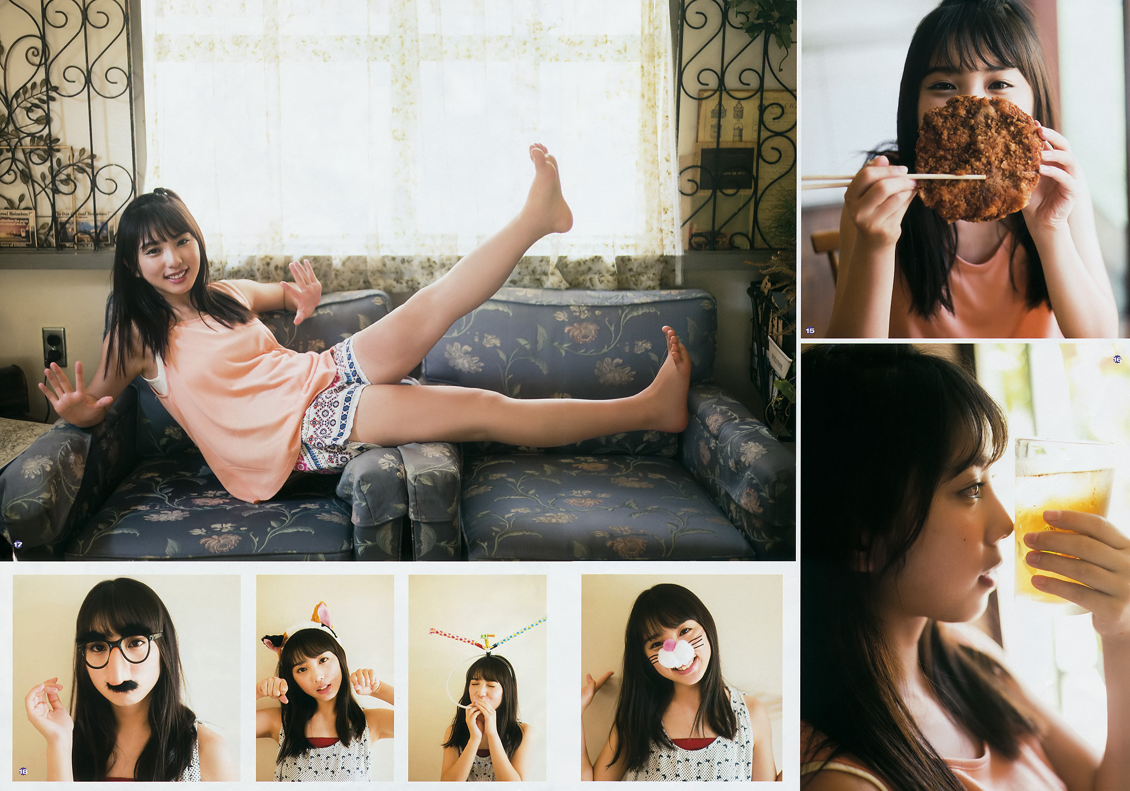 乃木坂46与田祐希(17)写真集の初水着が抜けるエロ画像68枚・30枚目の画像