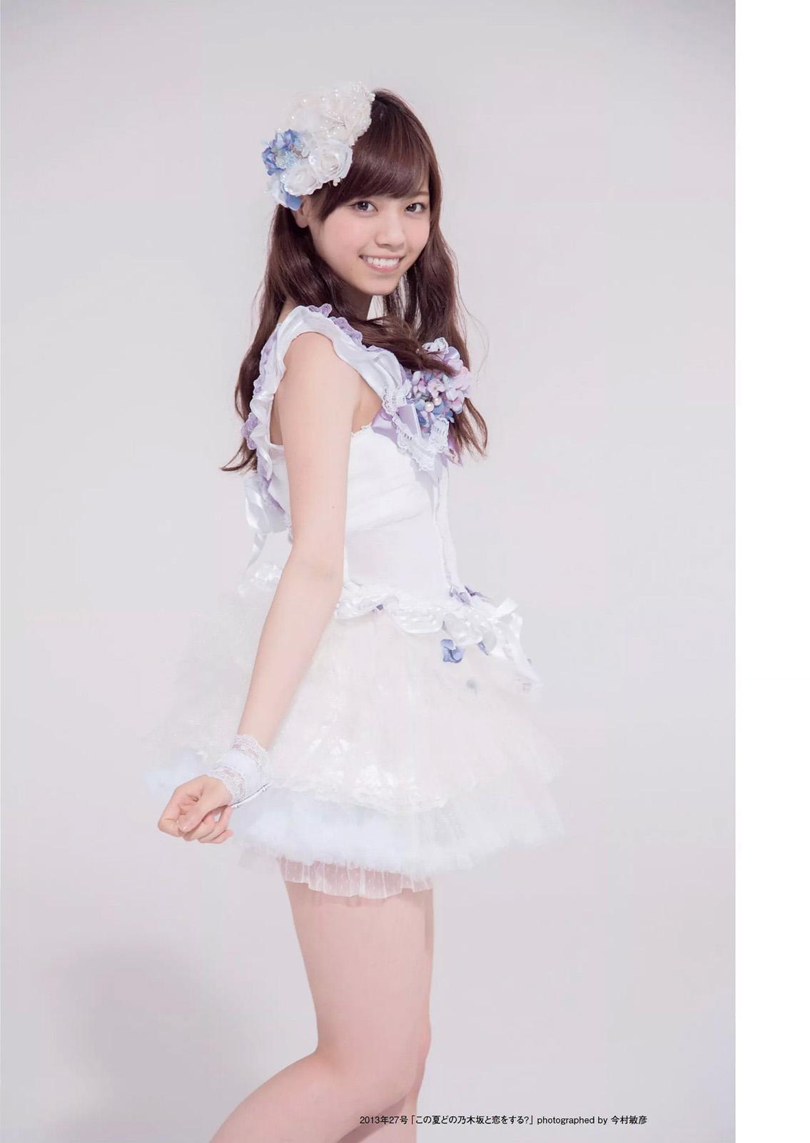 西野七瀬(23)の電影少女エロキャプ、写真集水着画像等163枚・116枚目の画像