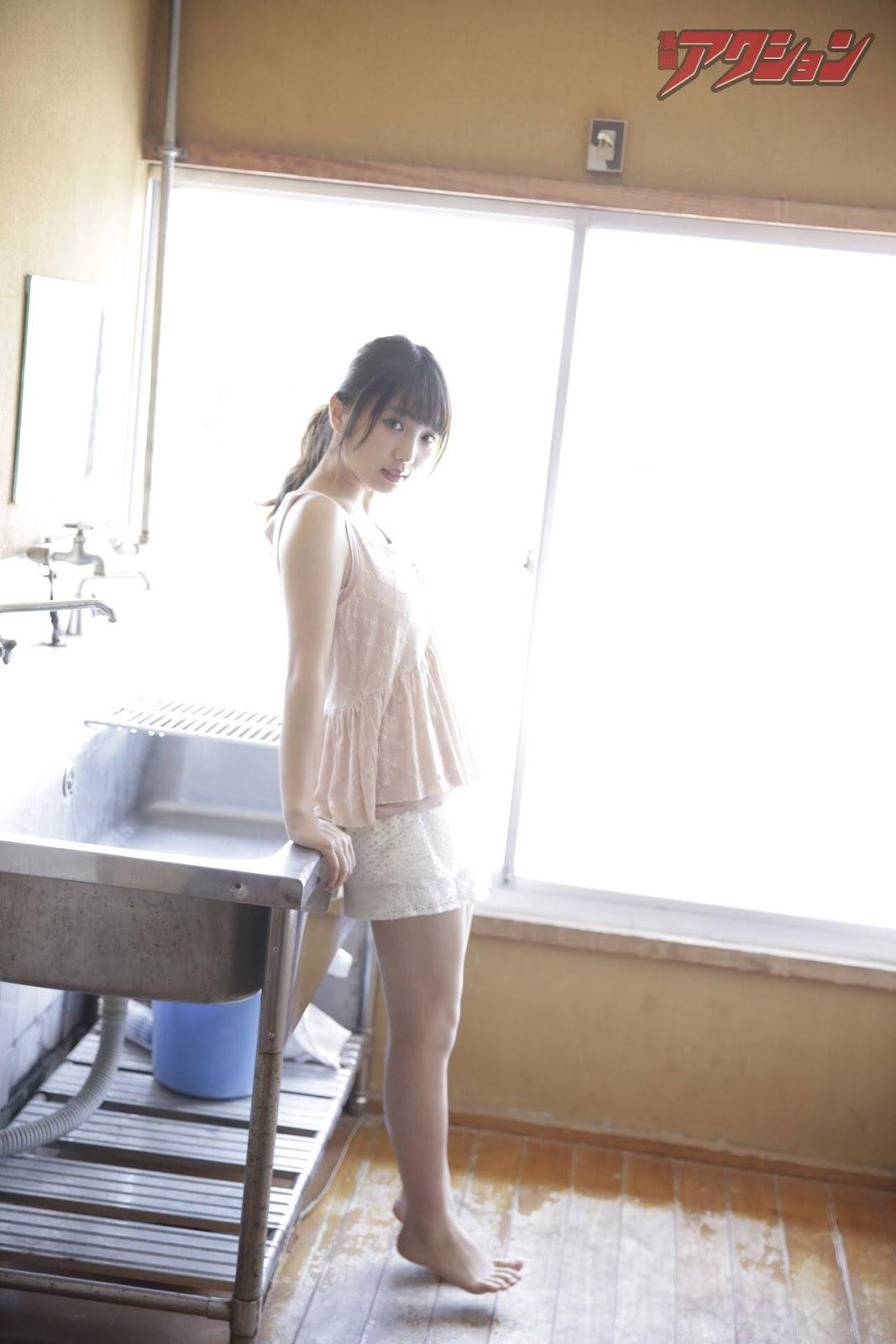 乃木坂46与田祐希(17)写真集の初水着が抜けるエロ画像68枚・40枚目の画像