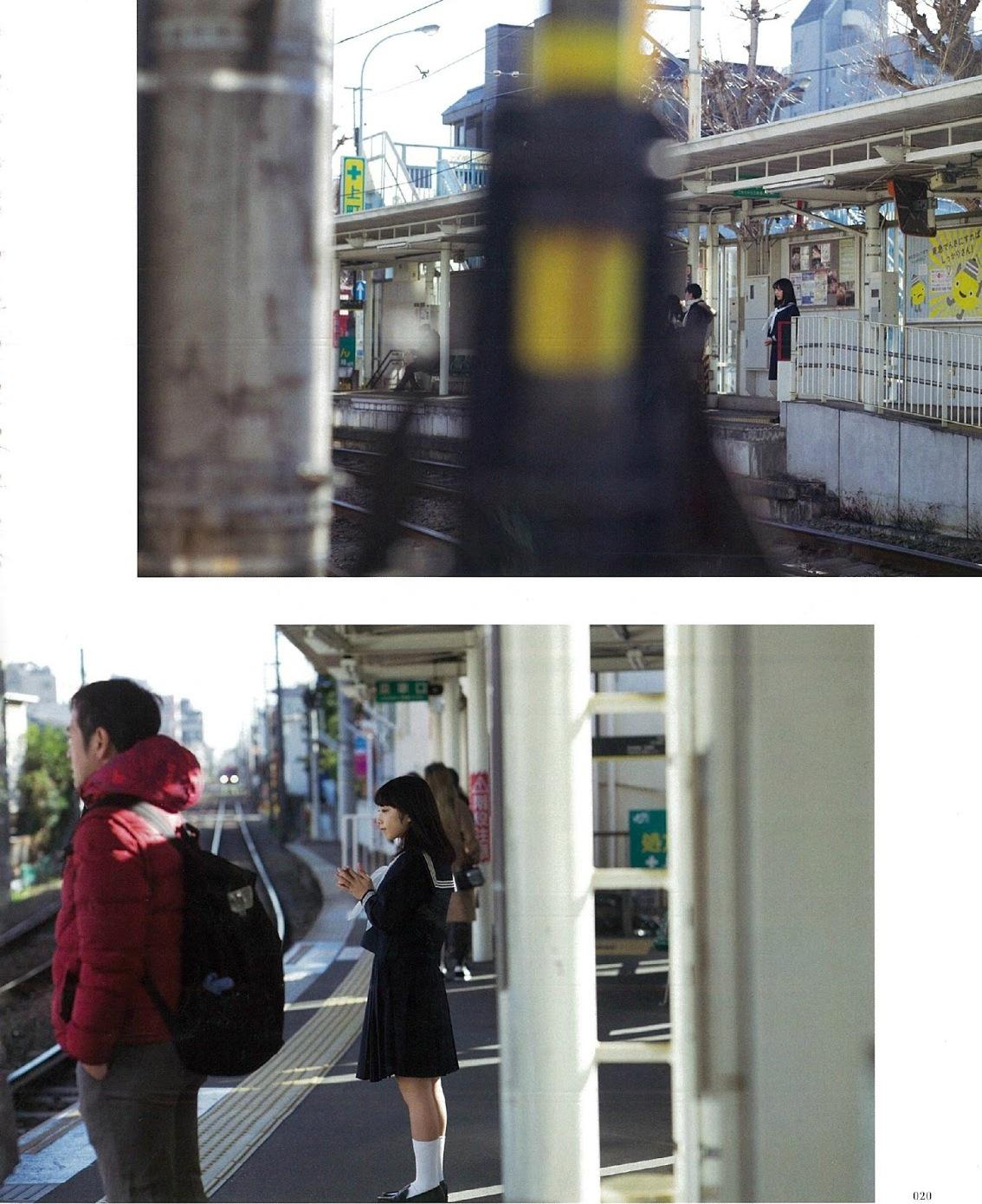 乃木坂46与田祐希(17)写真集の初水着が抜けるエロ画像68枚・45枚目の画像