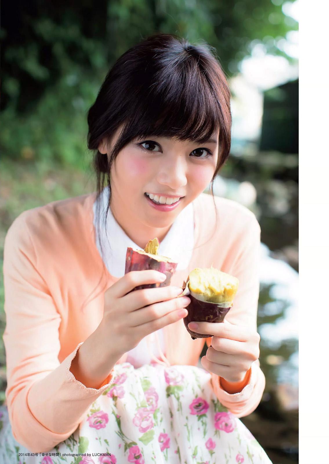 西野七瀬(23)の電影少女エロキャプ、写真集水着画像等290枚・244枚目の画像