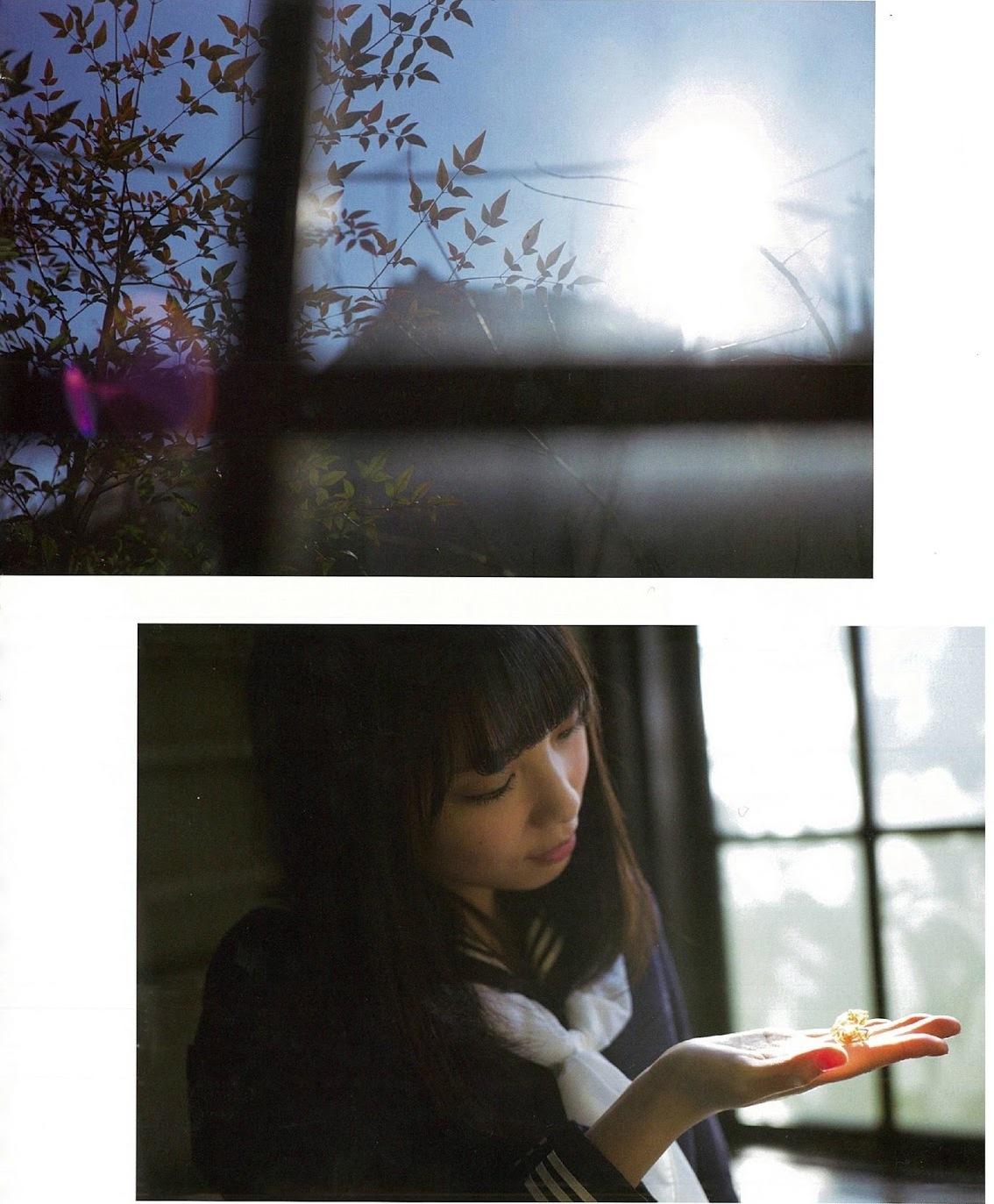 乃木坂46与田祐希(17)写真集の初水着が抜けるエロ画像68枚・47枚目の画像