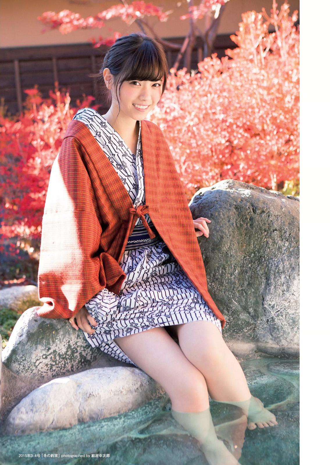 西野七瀬(23)の電影少女エロキャプ、写真集水着画像等163枚・129枚目の画像