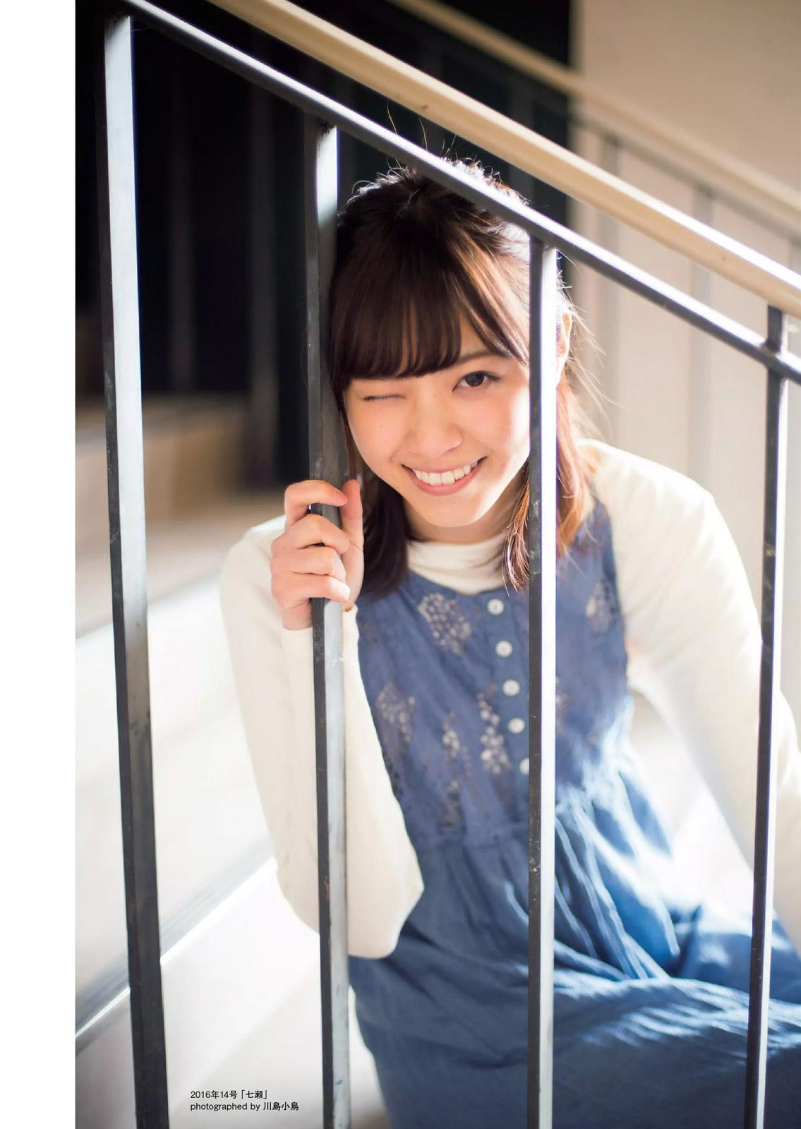西野七瀬(23)の電影少女エロキャプ、写真集水着画像等163枚・130枚目の画像