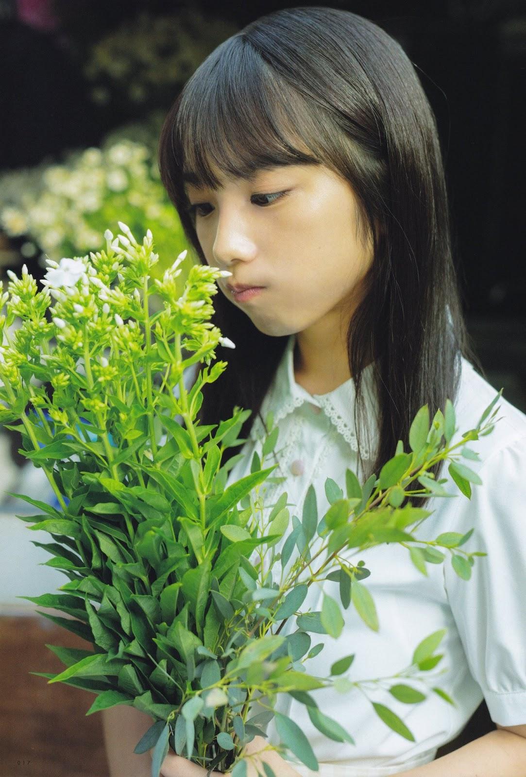 乃木坂46与田祐希(17)写真集の初水着が抜けるエロ画像68枚・54枚目の画像