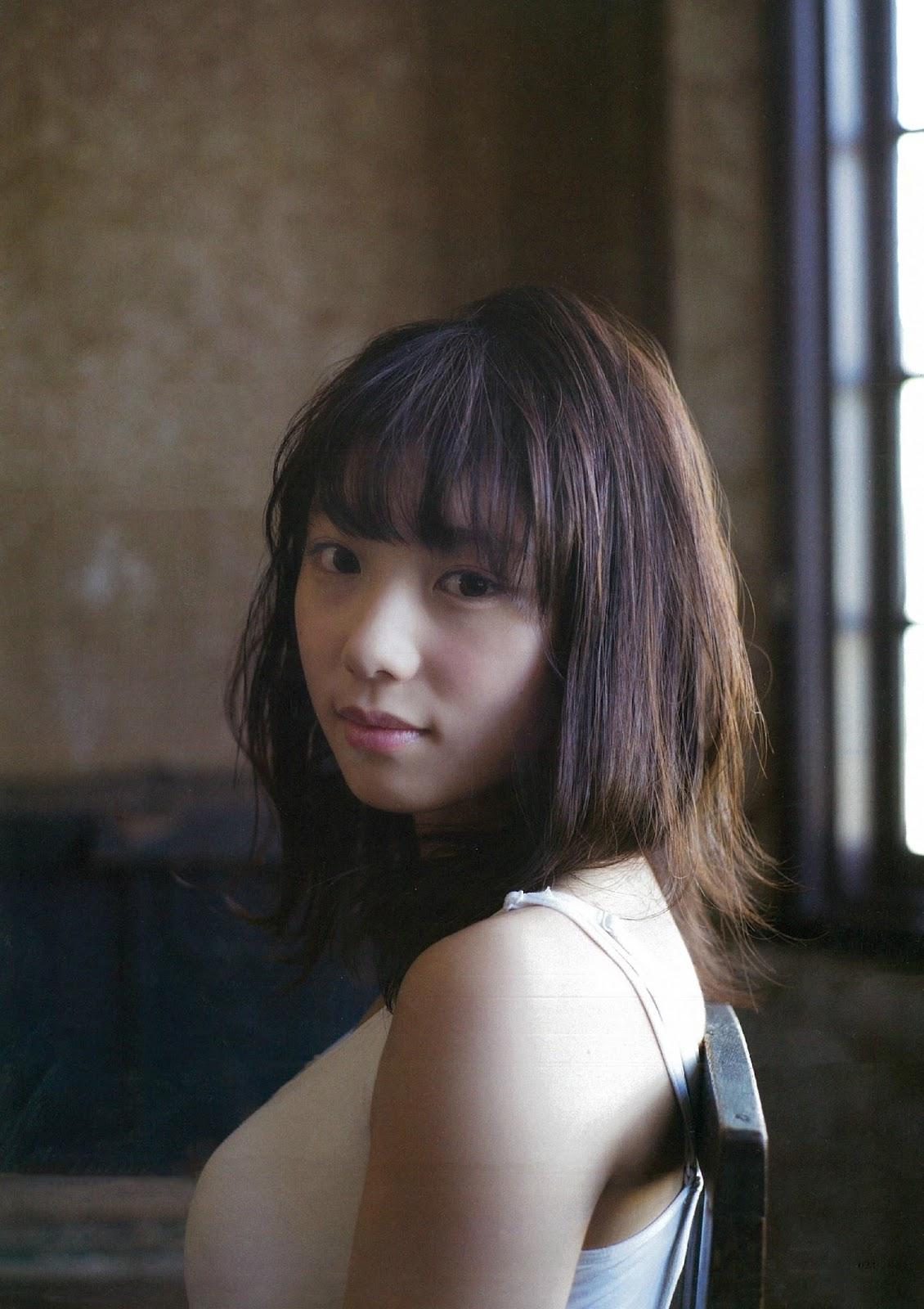 ボディラインがセクシーな与田祐希の画像