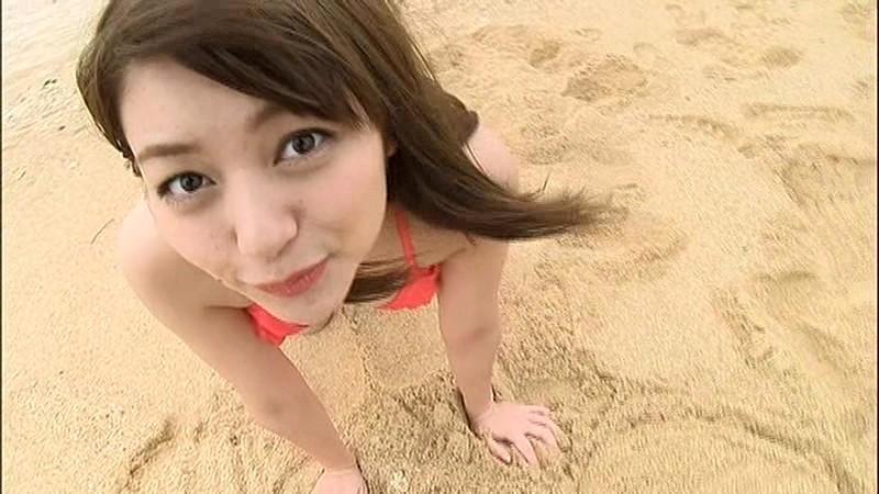 里々佳(22)Eカップ巨乳美女の水着グラビアエロ画像160枚・132枚目の画像