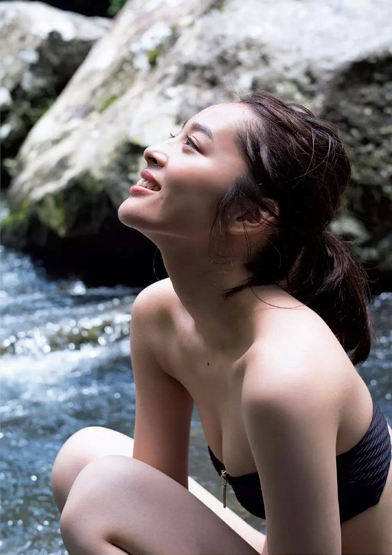 神部美咲(23)格闘美女の水着グラビアが抜けるエロ画像30枚・2枚目の画像