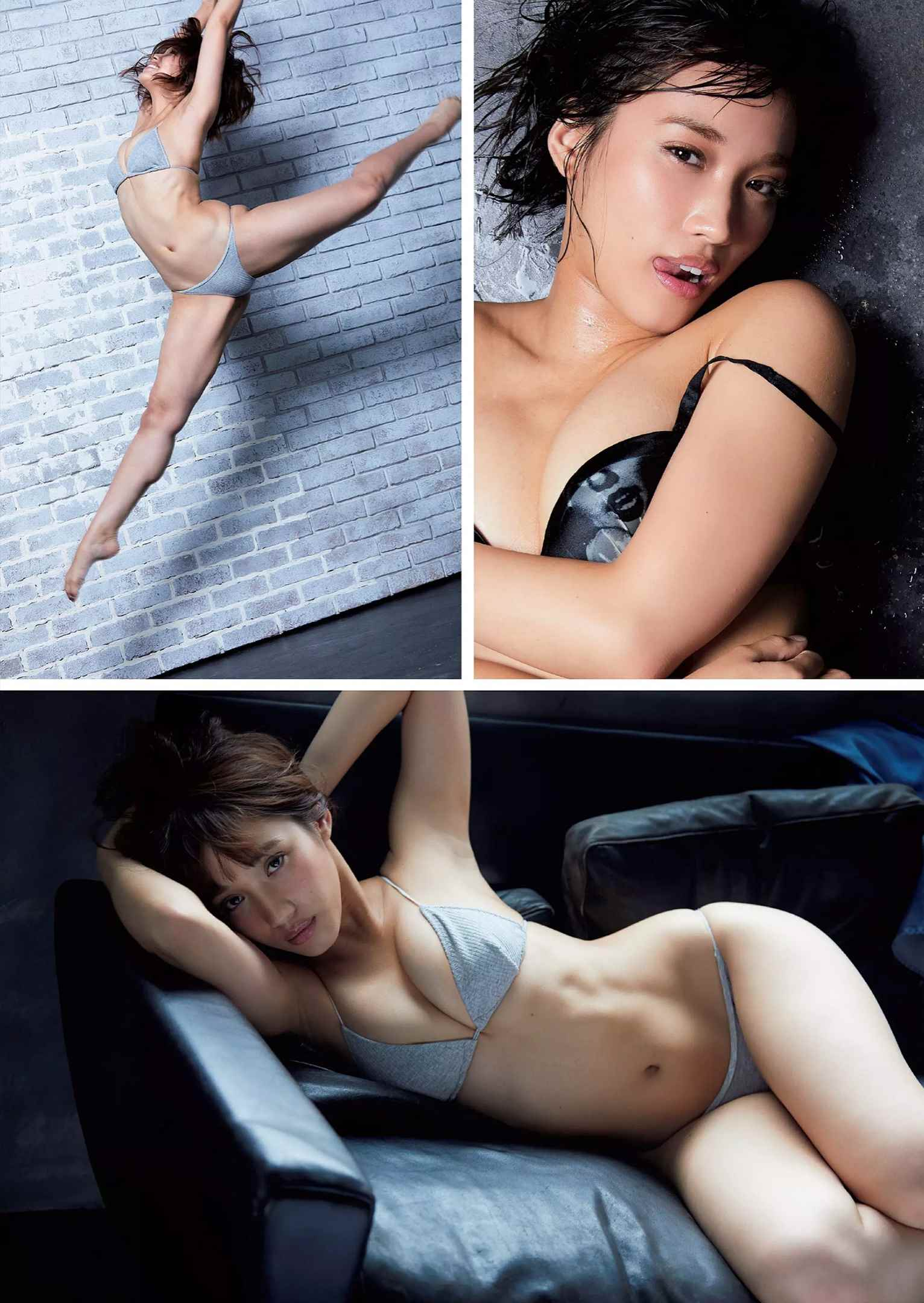 岡田サリオ(24)の超美尻!大開脚グラビアエロ画像50枚・3枚目の画像