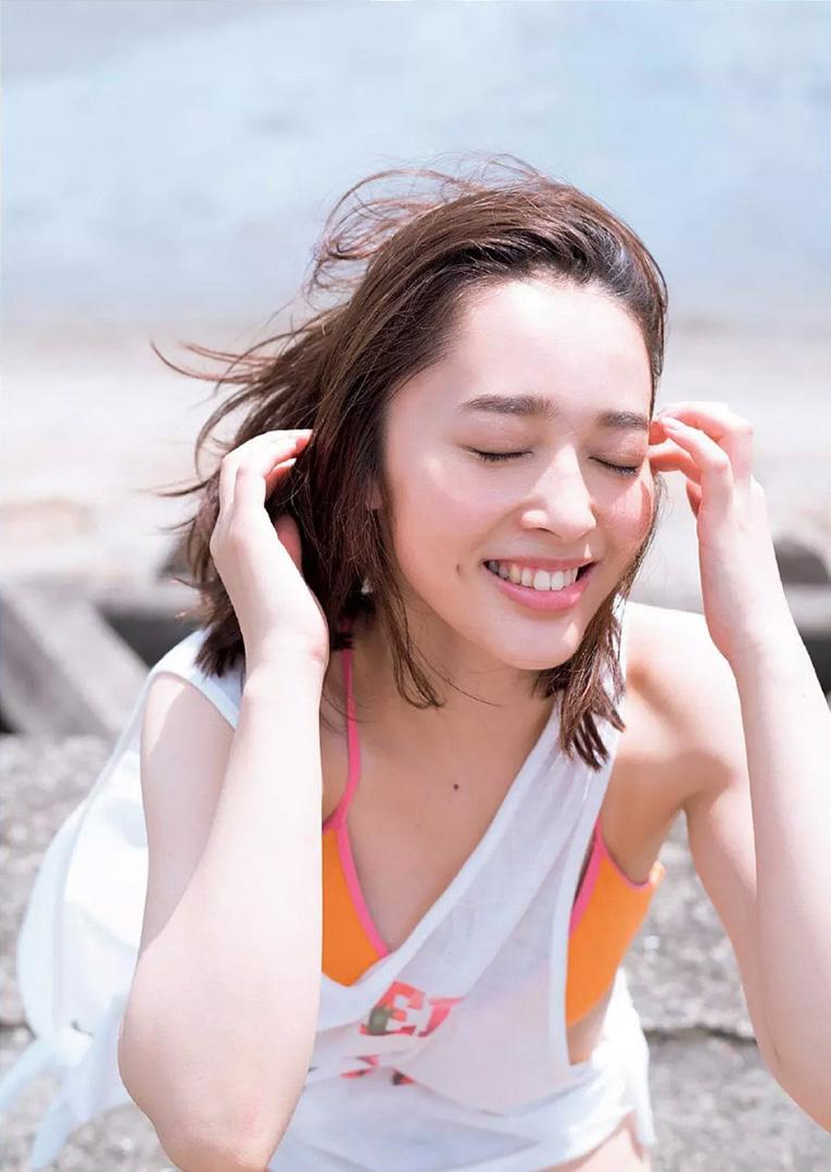 神部美咲(23)格闘美女の水着グラビアが抜けるエロ画像30枚・6枚目の画像