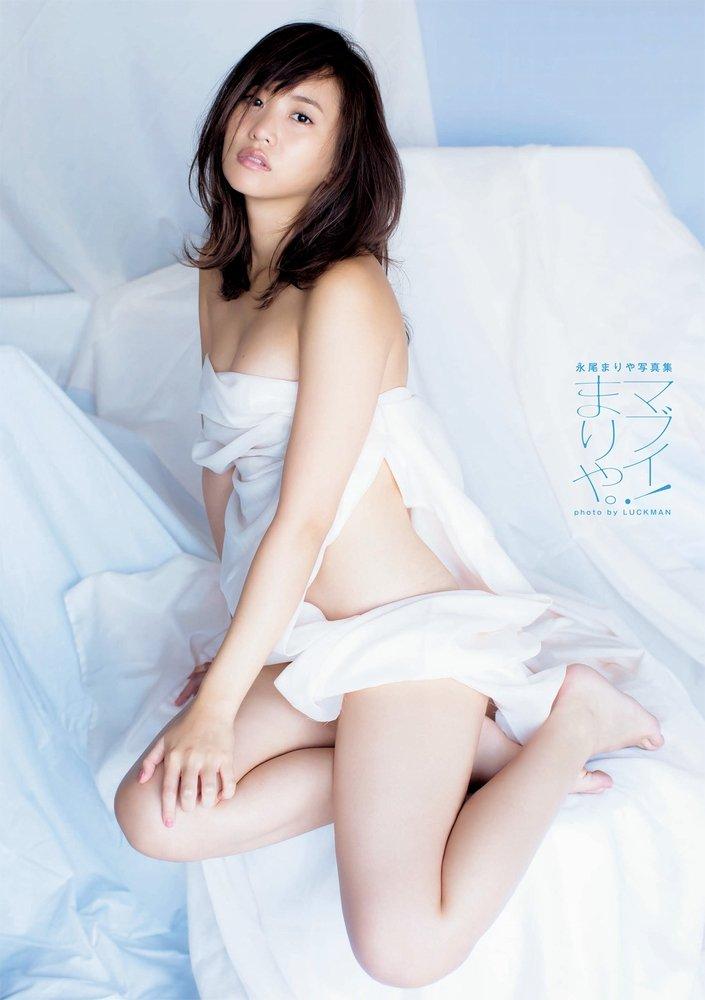 永尾まりや(23)の横乳ヌード写真集・濡れ場エロ画像175枚・7枚目の画像