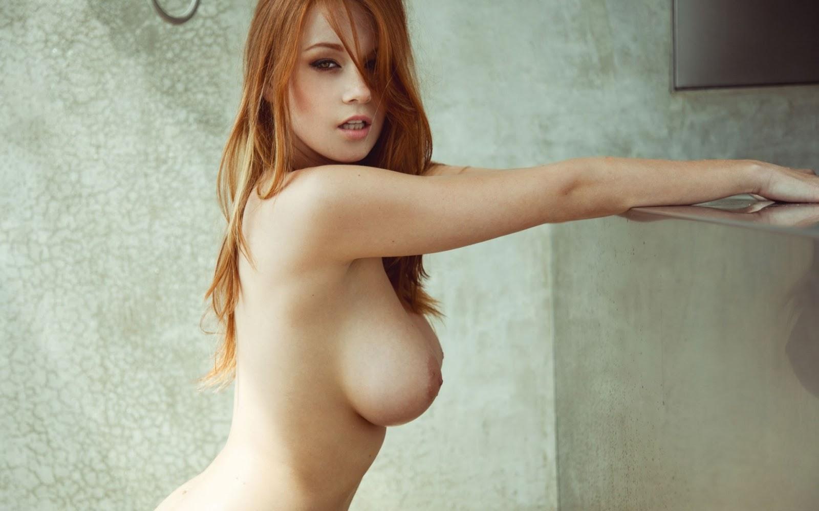 最強おっぱいが付いた海外美女のヌードエロ画像33枚・21枚目の画像