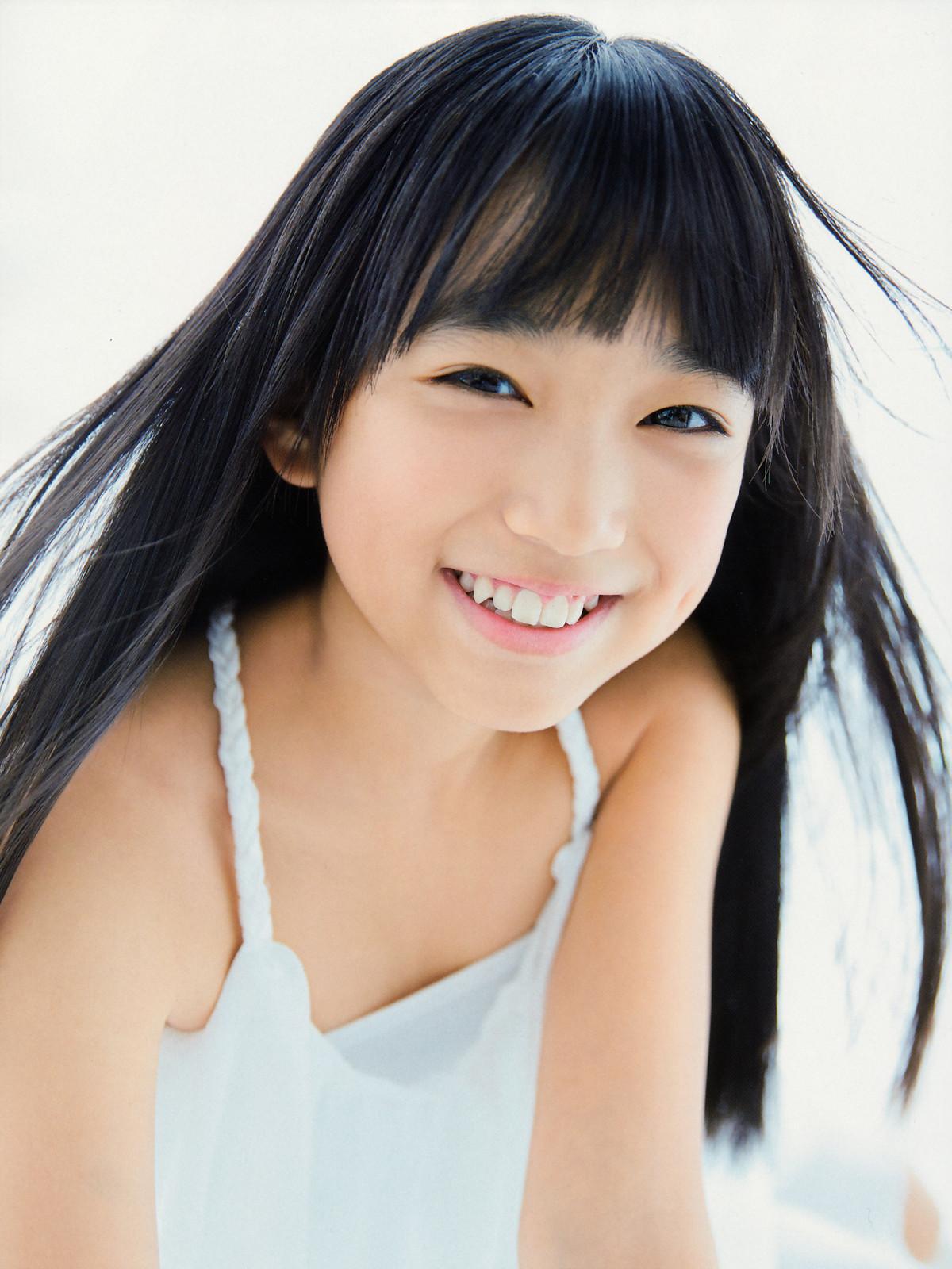 HKT48矢吹奈子(16)の胸チラ、水着グラビアエロ画像34枚・14枚目の画像