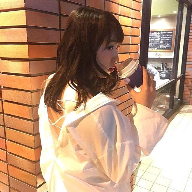 元Dream5日比美思(19)の色白巨乳グラビアエロ画像53枚・45枚目の画像