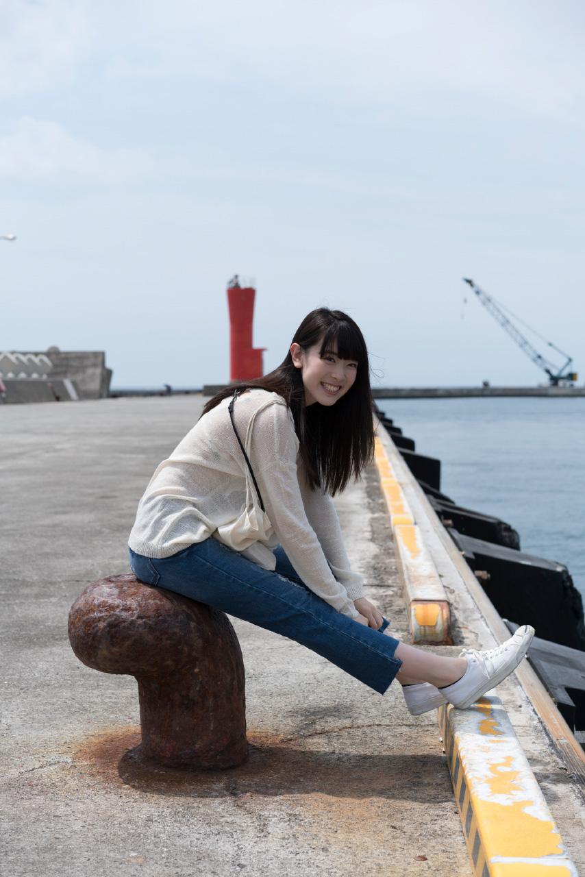 水上京香(22)朝ドラ女優の抜ける水着グラビアエロ画像46枚・26枚目の画像