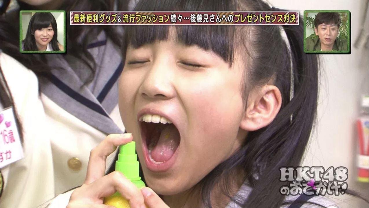 HKT48矢吹奈子(16)の胸チラ、水着グラビアエロ画像34枚・42枚目の画像