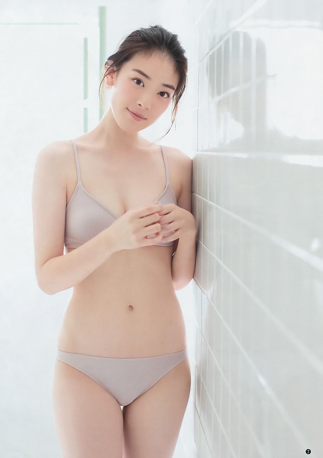 水上京香(22)朝ドラ女優の抜ける水着グラビアエロ画像46枚・34枚目の画像